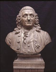 Portretbuste van Carolus Linnaeus (1707-1778)