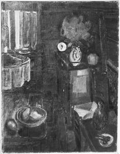Interieur van een dichter II