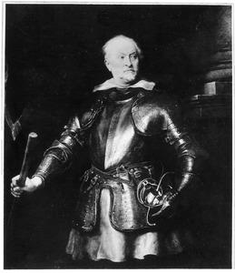 Portret van Filippo Spinola, 2de markies de los Balbases (1594-1659)