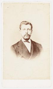 Portret van Lichtenberg