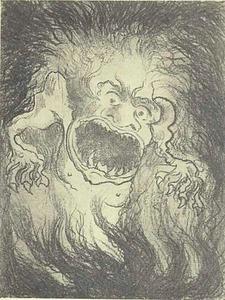 Het Vlam-monster