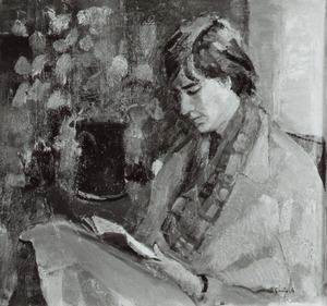 Portret van Theresia Johanna Bernardina Suringh (1930- )