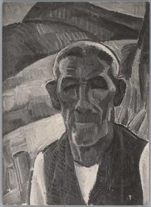 Portret van Sepp König