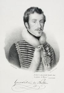 Portret van Cornelis Anthonie Geisweit van der Netten (1772-1847)