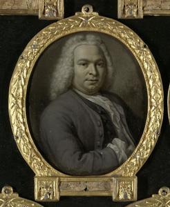 Portret van Theodoor Snakenburg (1695-1750)