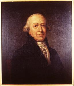 Portret van Balthasar Jan Carel van der Muelen (1748-1817)