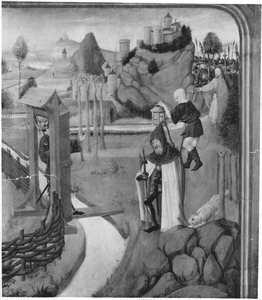 Christus in Gethsemane (fragment)
