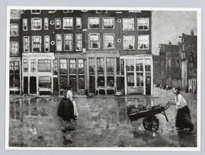 Hoek van het Leidseplein in Amsterdam