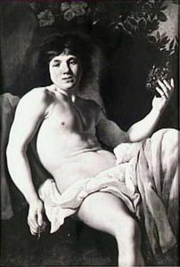 De jonge Bacchus
