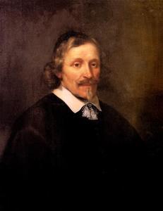 Portret van een man, mogelijk Dirck van Os (1591-1668)