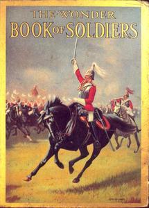 The Wonder Book of Soldiers: Tweede regiment Life Guards, Halt !