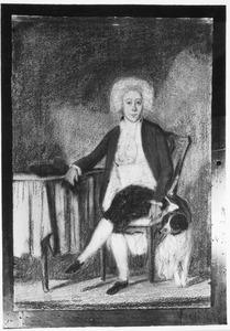 Portret van Willem Pieter de Roo van Alderwerelt (1765-1837)