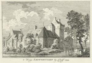 Huis Schmithausen bij Kleef