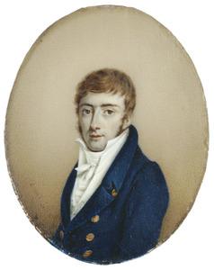 Portret van Cornelis Ascanius van Sypesteyn (1785-1841)
