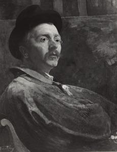 Portret van Jacobus van Looy (1855-1930)