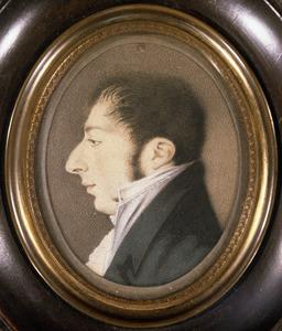Portret van Johannes Serle (1787-1859)