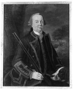 Portret van Wigbold Adriaan van Nassau ( -1797)