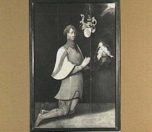 Portret van een man, mogelijk Adam van der Burgh ( -1505)