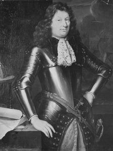 Portret van een man, waarschijnlijk Philips van Almonde (1644-1711)