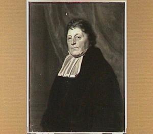 Portret van professor Jan Bleuland