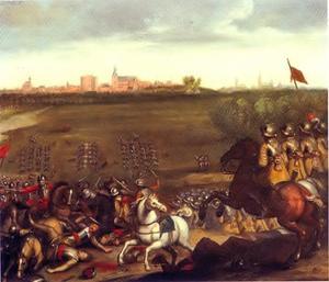 Aanval op de stad Hattem op 13 augustus 1629