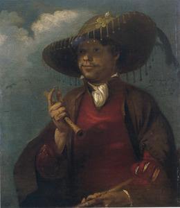 Portret van een man, waarschijnlijk een zelfportret