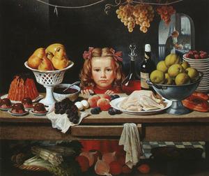 Portret van Marte Marijke Roling (1939-?)