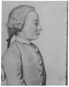 Portret van Pieter Blusse (1748-1823)