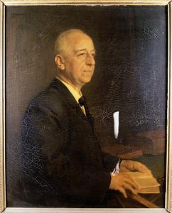 Portret van Jan Jacob van Geuns (1836-1915)