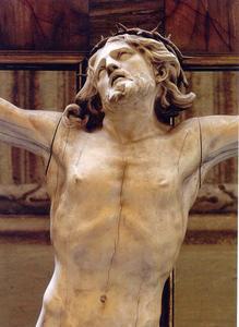 Crucifix met Magdalena