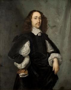 Portret van Jasper Schade van Westrum (1623-1692)