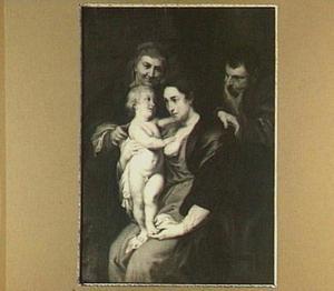 Anna bij de heilige familie