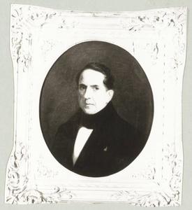 Portret van Maximiliaan Jacob de Man (1788-1854)