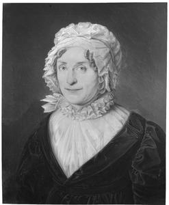 Portret van Maria Catharina van Tomputte (1763-1811)