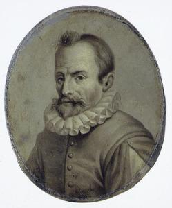 Portret van Wendel Dietterlin (?-1599)