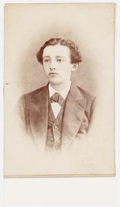 Portret van Guillaume Jean Gerard Klerck (1825-1884)