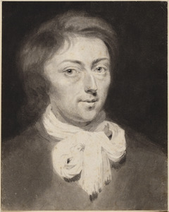 Portret van een jonge man, mogelijk zelfportret