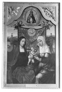 De heilige Anna-te-Drieën