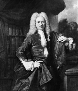 Portret van Thomas Schwencke (1694-1767)