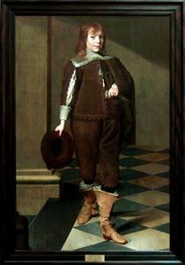 Portret van een 12-jarige jongen