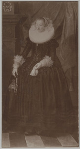 Portret van Anna Adriaensdr. Bolk (?-?)