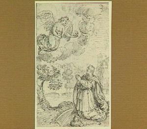 Koning David krijgt de keuze uit drie plagen; hij kiest de pest (2 Samuel 24; 1 Kronieken 21)