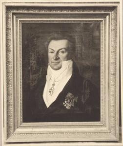 Portret van Jan Andreas Stedman (1778-1833)