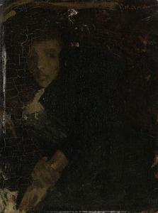 Portret van Marie Maria Catharina Josephina Jordan (1866-1948)