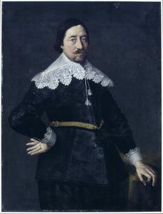 Portret van een man, mogelijk Nicholas Edgar of Glemham Magna (?-?)