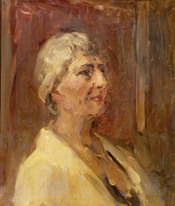 Portret van Maria Joanna Goemans (1877-1936)