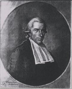 Portret van Evert Jan Thomassen a Thuessink (1762-1832)