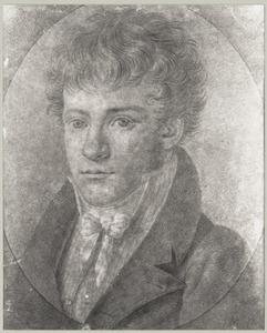 Portret van Johannes Diederik van Leeuwen (1798-1876)