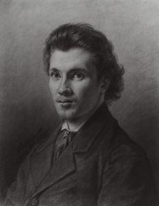 Portret van Petrus Marinus Slager (1841-1912)