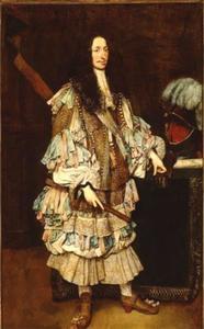 Portret van Maximilian Philipp Hieronymus, Hertog van Beieren-Leuchtenberg (1638-1705)